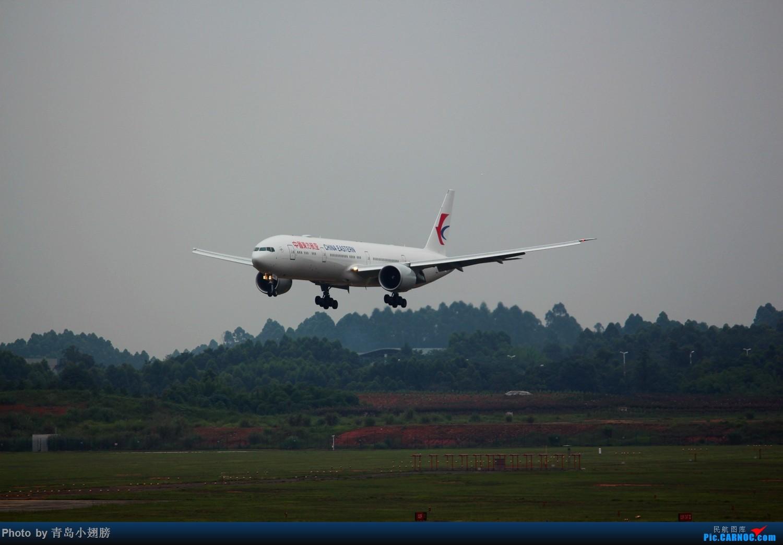 Re:[原创]【CTU】第一次成都拍机DAY-1 BOEING 777-300ER B-2021 中国成都双流国际机场