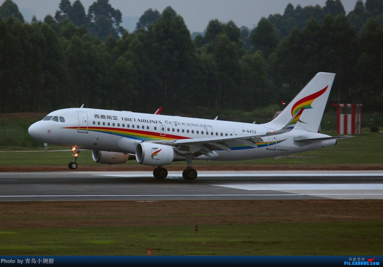 Re:[原创]【CTU】第一次成都拍机DAY-1 AIRBUS A319-100 B-6473 中国成都双流国际机场
