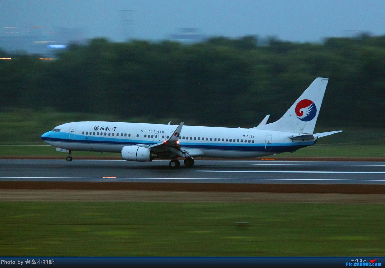 Re:[原创]【CTU】第一次成都拍机DAY-1 BOEING 737-800 B-5456 中国成都双流国际机场