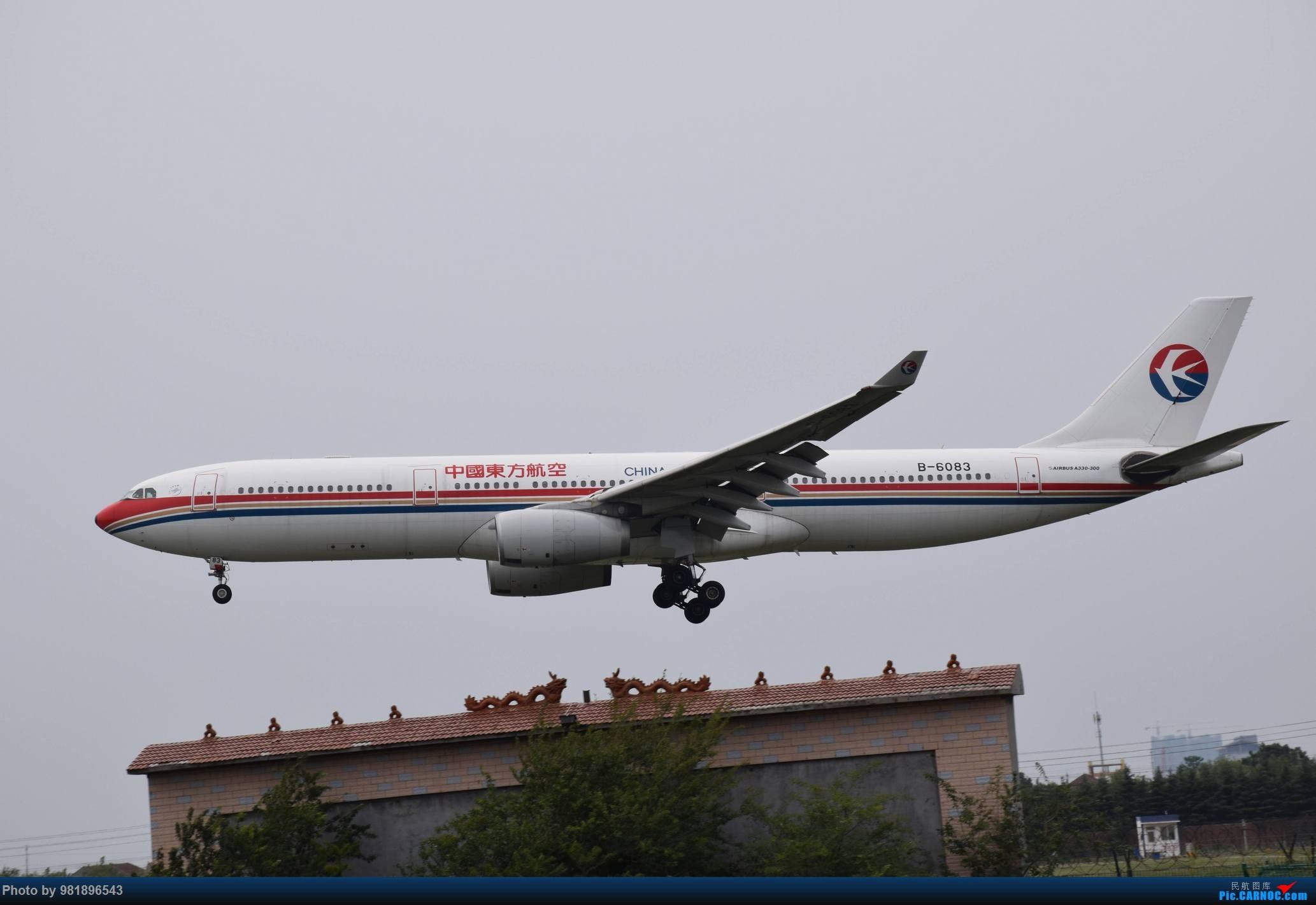 Re:[原创]【新人拍机】青岛周日的一天 AIRBUS A330-300 B-6083 中国青岛流亭国际机场