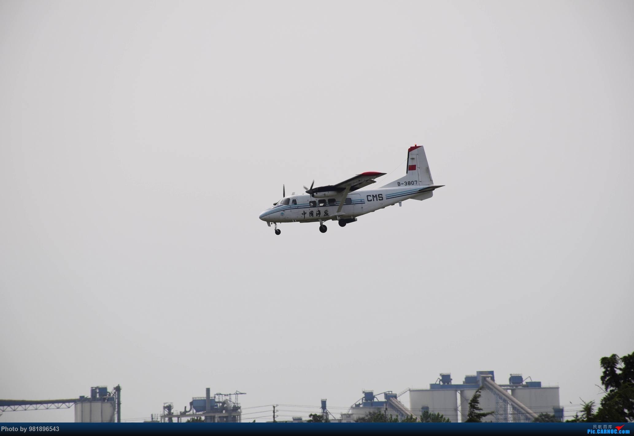 Re:[原创]【新人拍机】青岛周日的一天 HAFEI Y12II B-3807 中国青岛流亭国际机场