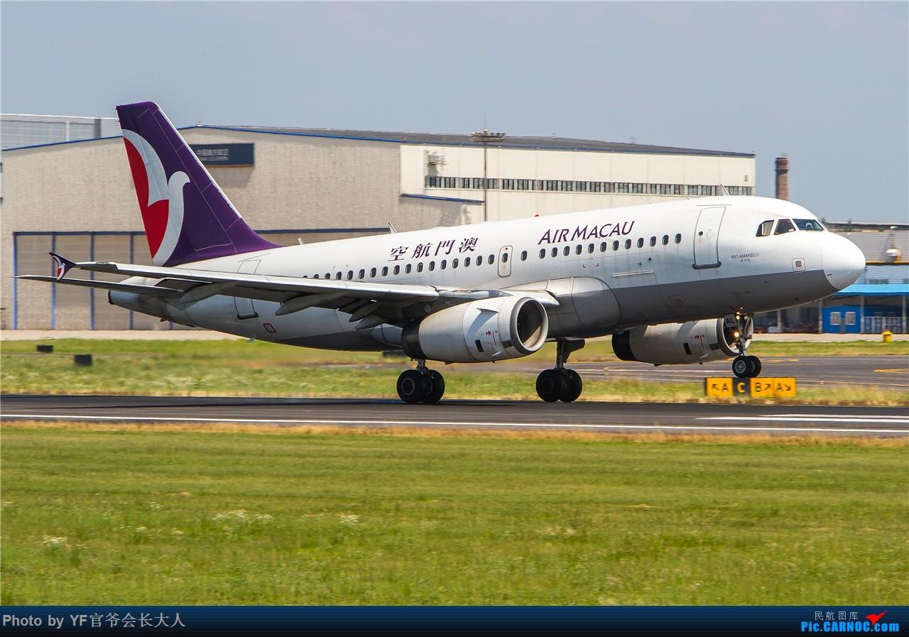 Re:[原创]顶着酷暑在桃仙拍机,来一组动感试试 AIRBUS A319-100 B-MAL 中国沈阳桃仙国际机场