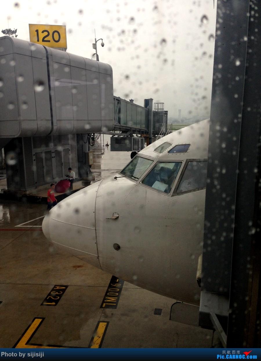Re:[原创]【星星游记:初临台湾岛,遥望太平洋(上)】体验华航343和复兴ART72,品味台湾铁路文化,尽享宝岛饕餮美食 BOEING 737-800 B-2691 中国南宁吴圩国际机场