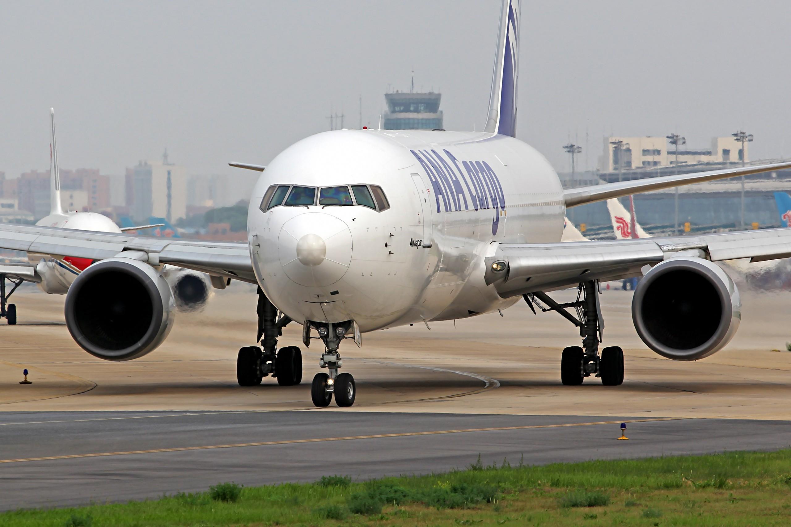 Re:[原创][DLC]2560x1707Pix BOEING 767-300 JA8362 中国大连周水子国际机场