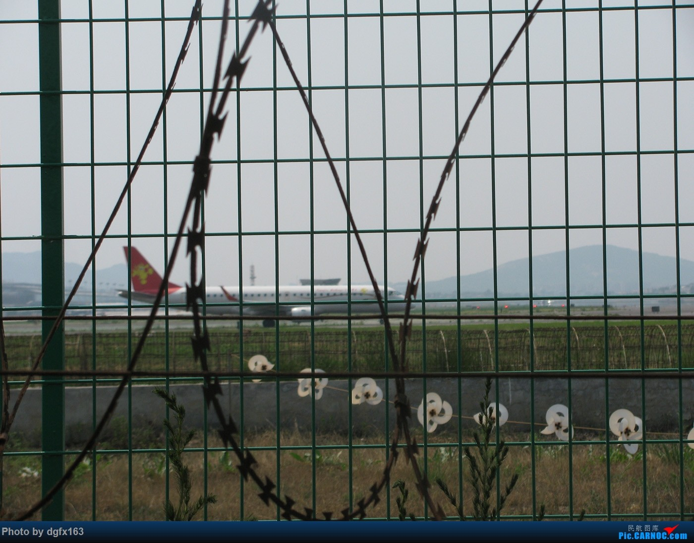 Re:[原创]【dgfx163的拍机(1)大连周水子DLC,烈日拍机1小时半。全日空、日本航空、大韩。。。还不错 EMBRAER E-190 B-3160 中国大连周水子国际机场