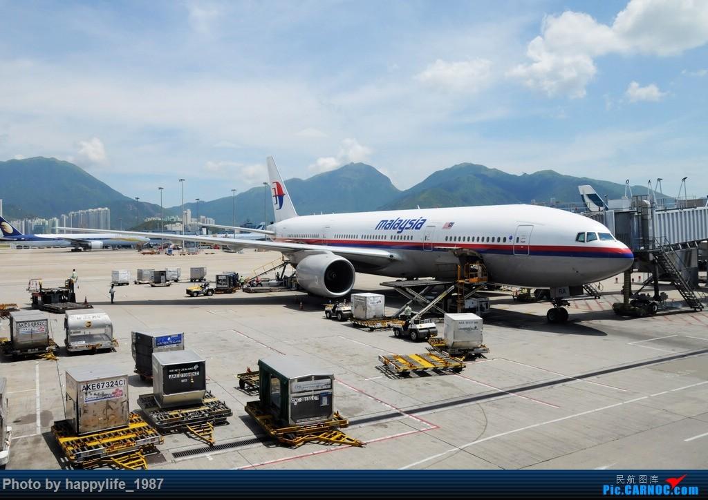 Re:【CKG飞友】HKG-SIN往返新航380,返程偶遇SG50彩绘机上层客舱,附少量CKG图片 BOEING 777-200 9M-MRA 中国香港赤鱲角国际机场