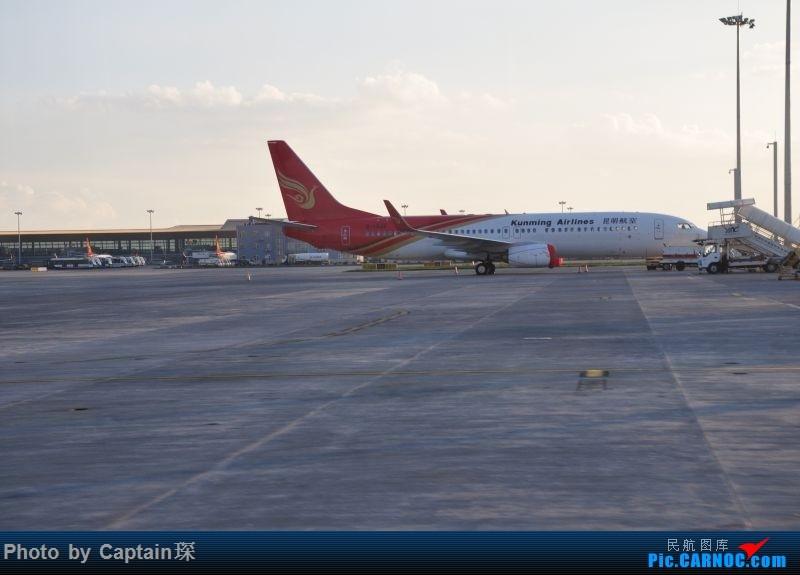 Re:[原创]我也有拖延症——长水拍机 BOEING 737-800 B-1926 中国昆明长水国际机场