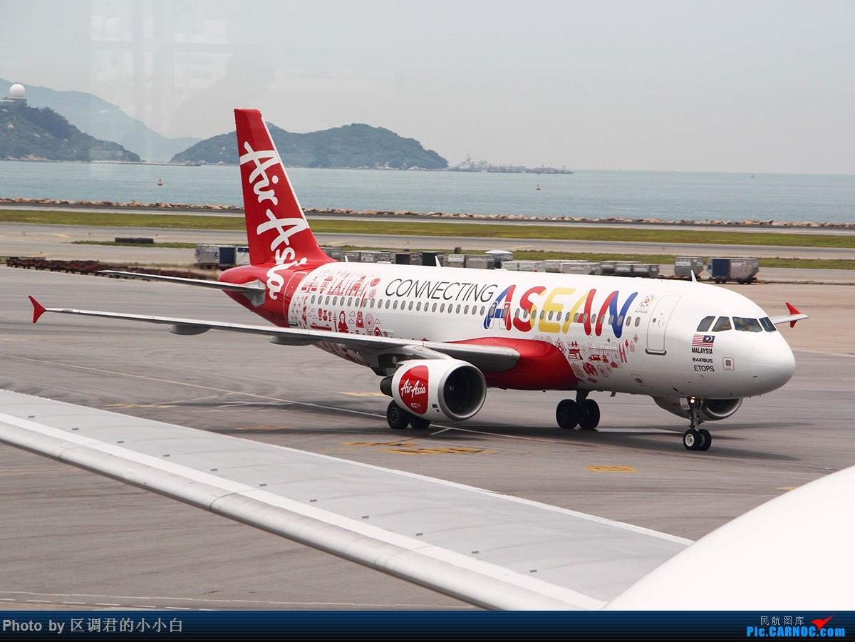 Re:[原创]就这样去了澳洲 AIRBUS A320-200 9M-AHX 中国香港赤鱲角国际机场
