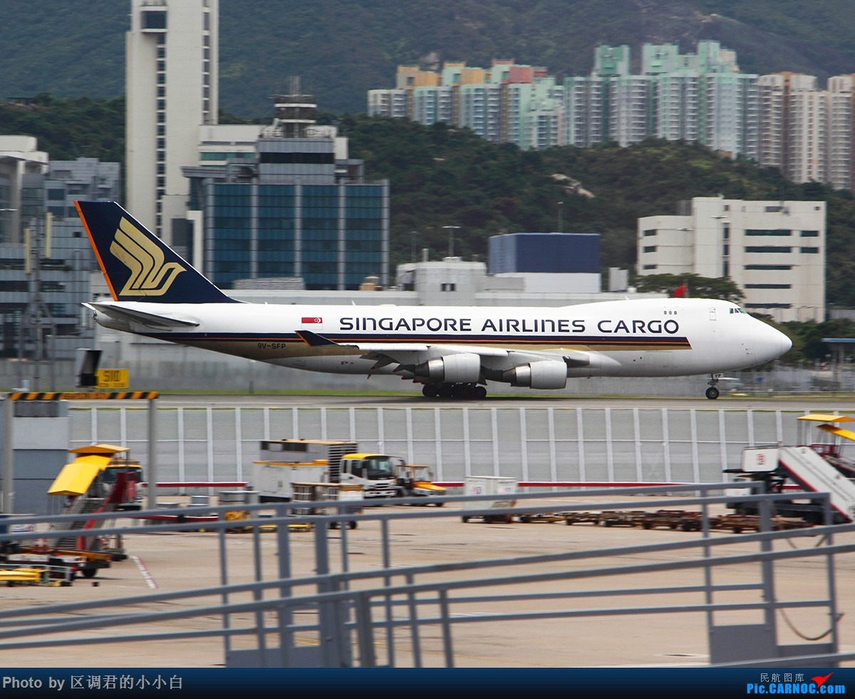Re:[原创]就这样去了澳洲 BOEING 747-400 V-SFP 中国香港赤鱲角国际机场