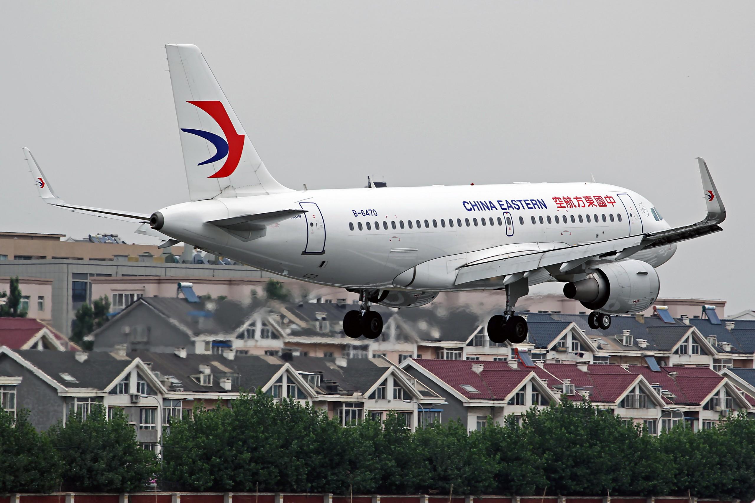 Re:[原创][DLC]...窄体机...2560x1707}Pix AIRBUS A319-100 B-6470 中国大连周水子国际机场
