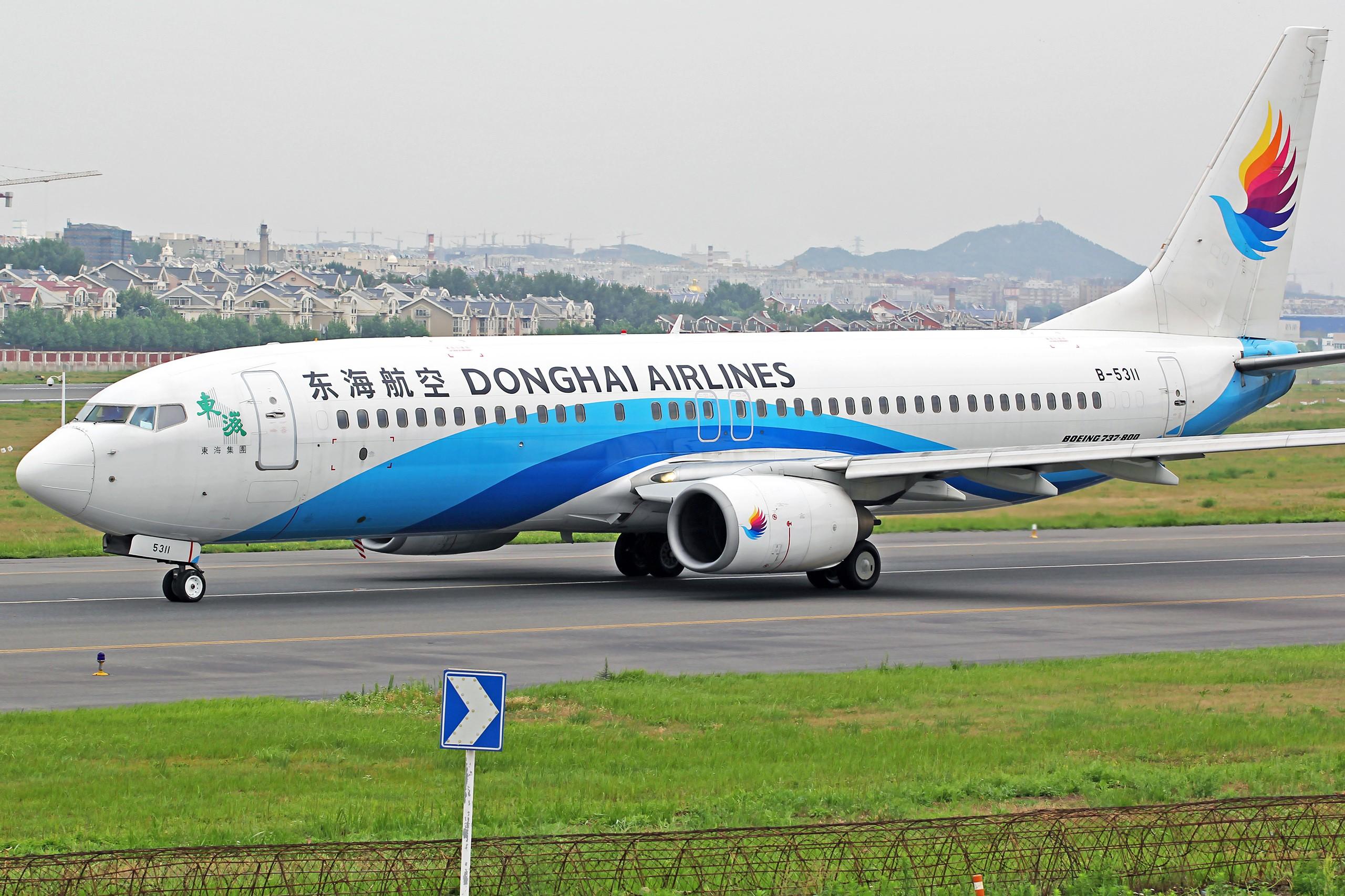 Re:[原创][DLC]...窄体机...2560x1707}Pix BOEING 737-800 B-5311 中国大连周水子国际机场
