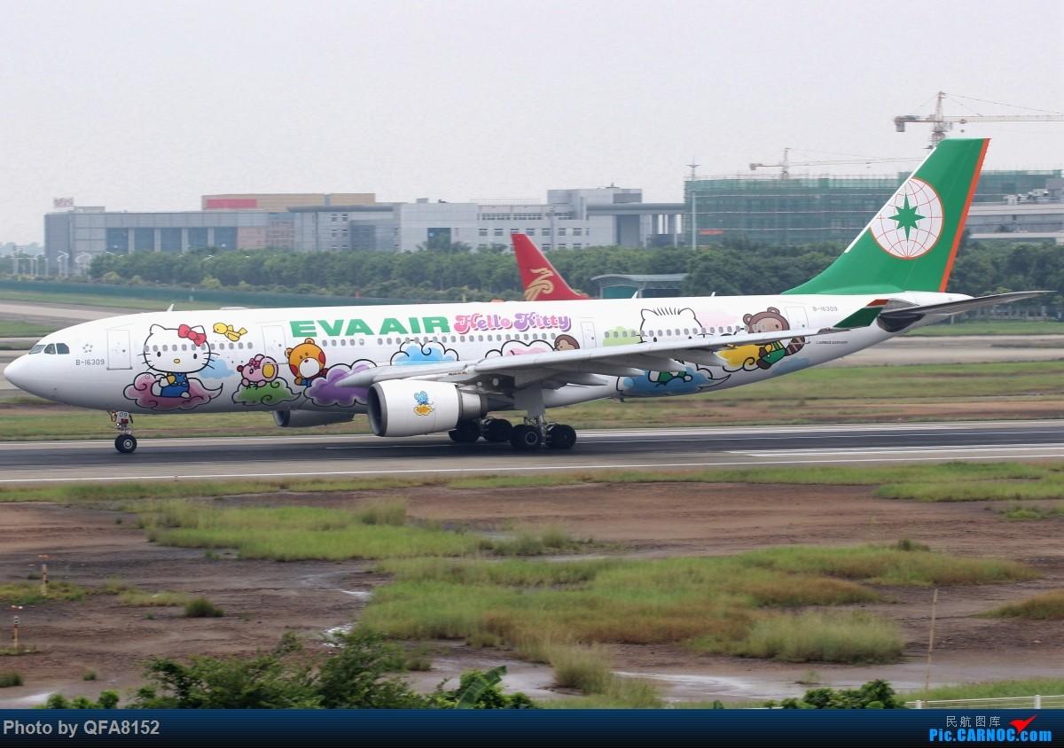 Re:贵客的到来,令本场蓬荜生辉,望以后再会 AIRBUS A330-200 B-16309 中国广州白云国际机场