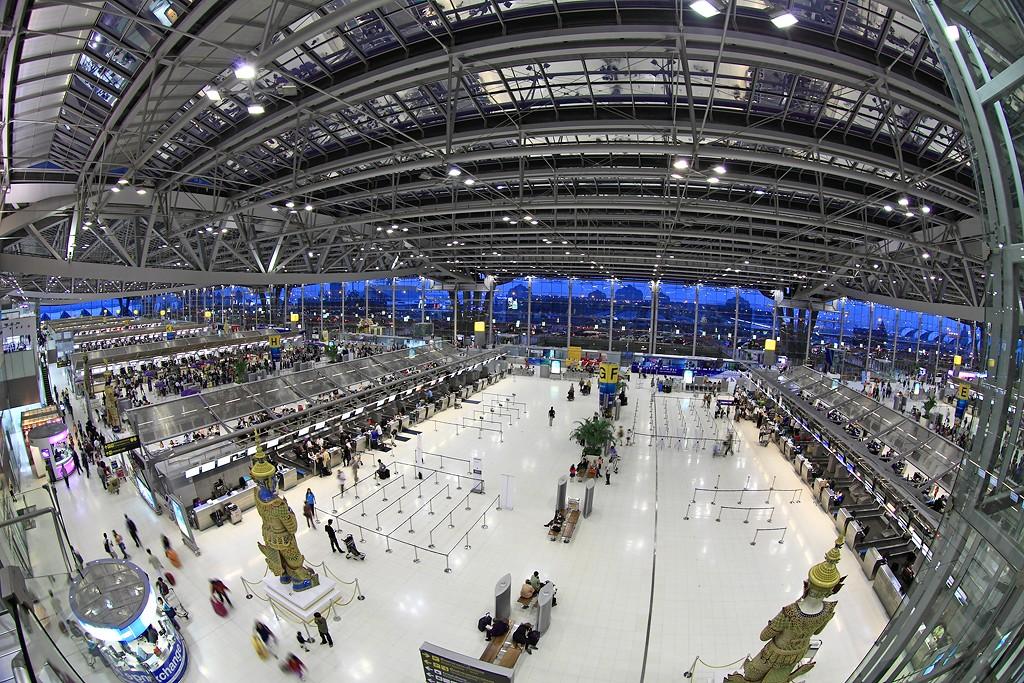 Re:[原创][CASG]大神们说 有空还是要回来看看的   泰国曼谷素万那普国际机场 泰国曼谷素万那普国际机场