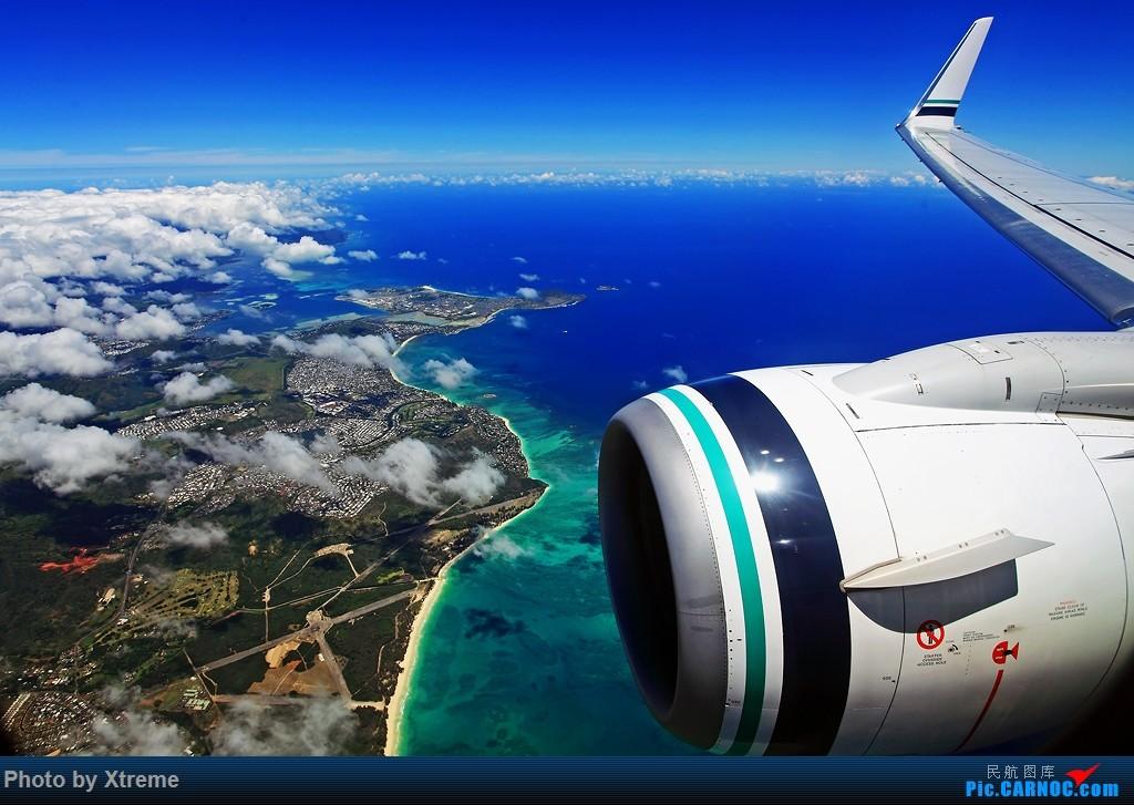 Re:[原创][CASG]大神们说 有空还是要回来看看的 BOEING 737-800  美国檀香山机场
