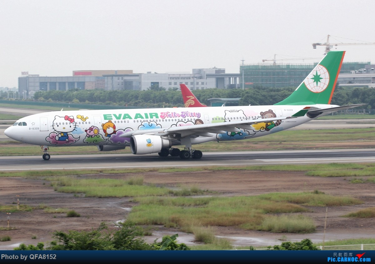 Re:[原创]贵客的到来,令本场蓬荜生辉,望以后再会 AIRBUS A330-200 B-16309 中国广州白云国际机场