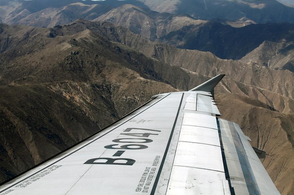 Re:[原创][CASG]大神们说 有空还是要回来看看的 AIRBUS A319-100 B-6047 中国拉萨贡嘎国际机场