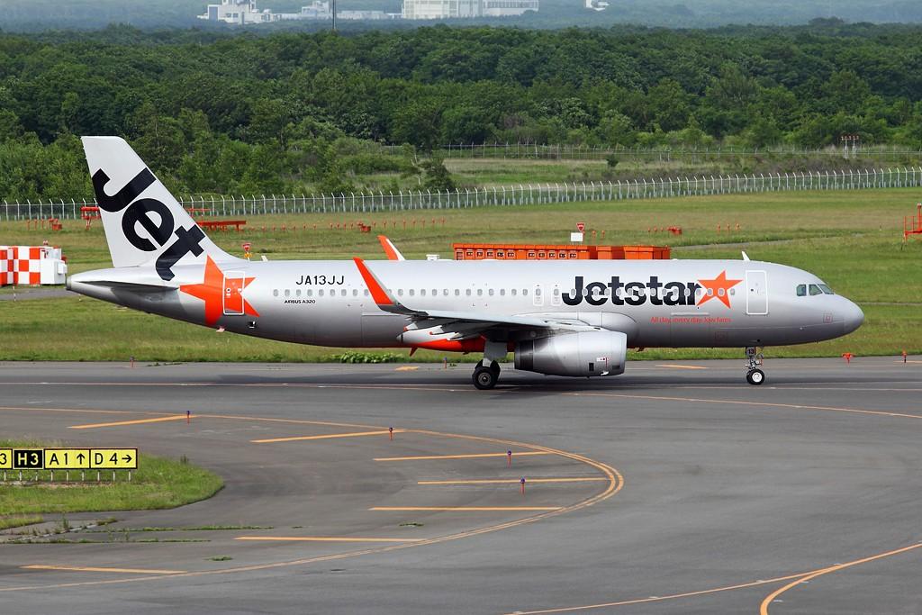 Re:[原创][CASG]大神们说 有空还是要回来看看的 AIRBUS A320 JA13JJ 日本千岁机场