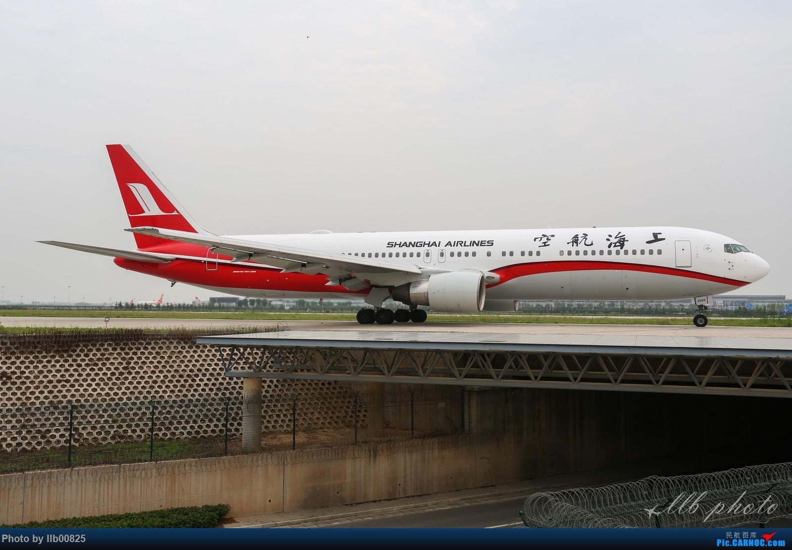 Re:[原创]XIY——一些杂图 BOEING 767-300 B-2566 中国西安咸阳国际机场