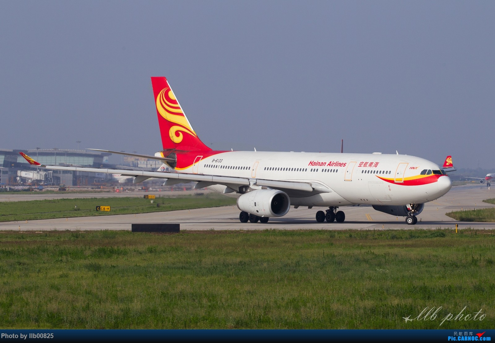 Re:[原创]XIY——一些杂图 AIRBUS A330-200 B-6133 中国西安咸阳国际机场