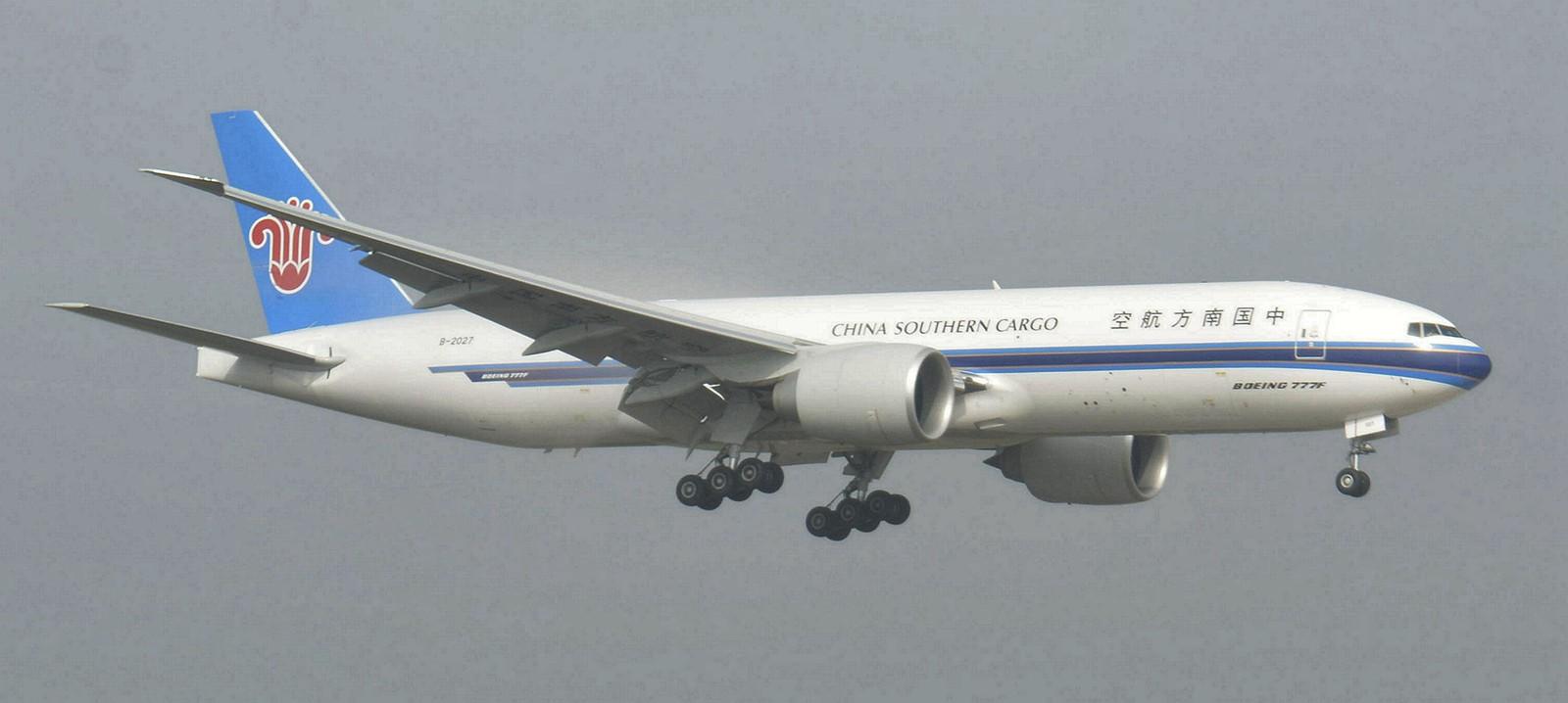Re:[原创]第一次好好拍机,画质就别想了。。 BOEING 777-200 B-2027 中国重庆江北国际机场