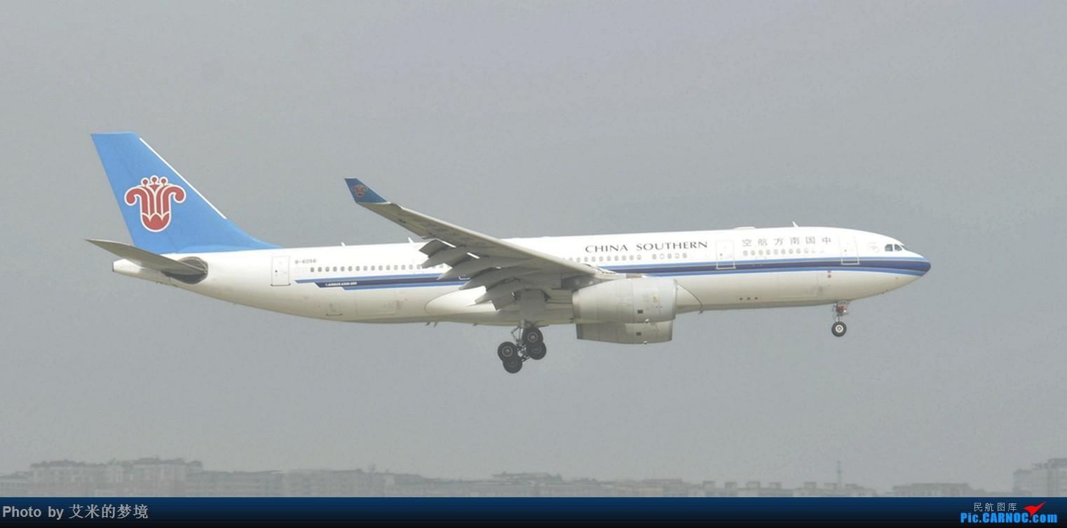Re:[原创]第一次好好拍机,画质就别想了。。 AIRBUS A330-200 B-6056 中国重庆江北国际机场