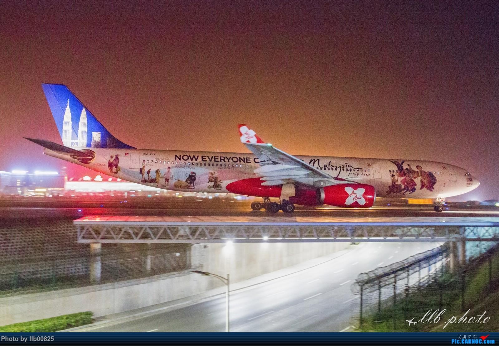 Re:[原创]XIY——两万感光度下的夜拍 AIRBUS A330-300 BM-XXF 中国西安咸阳国际机场