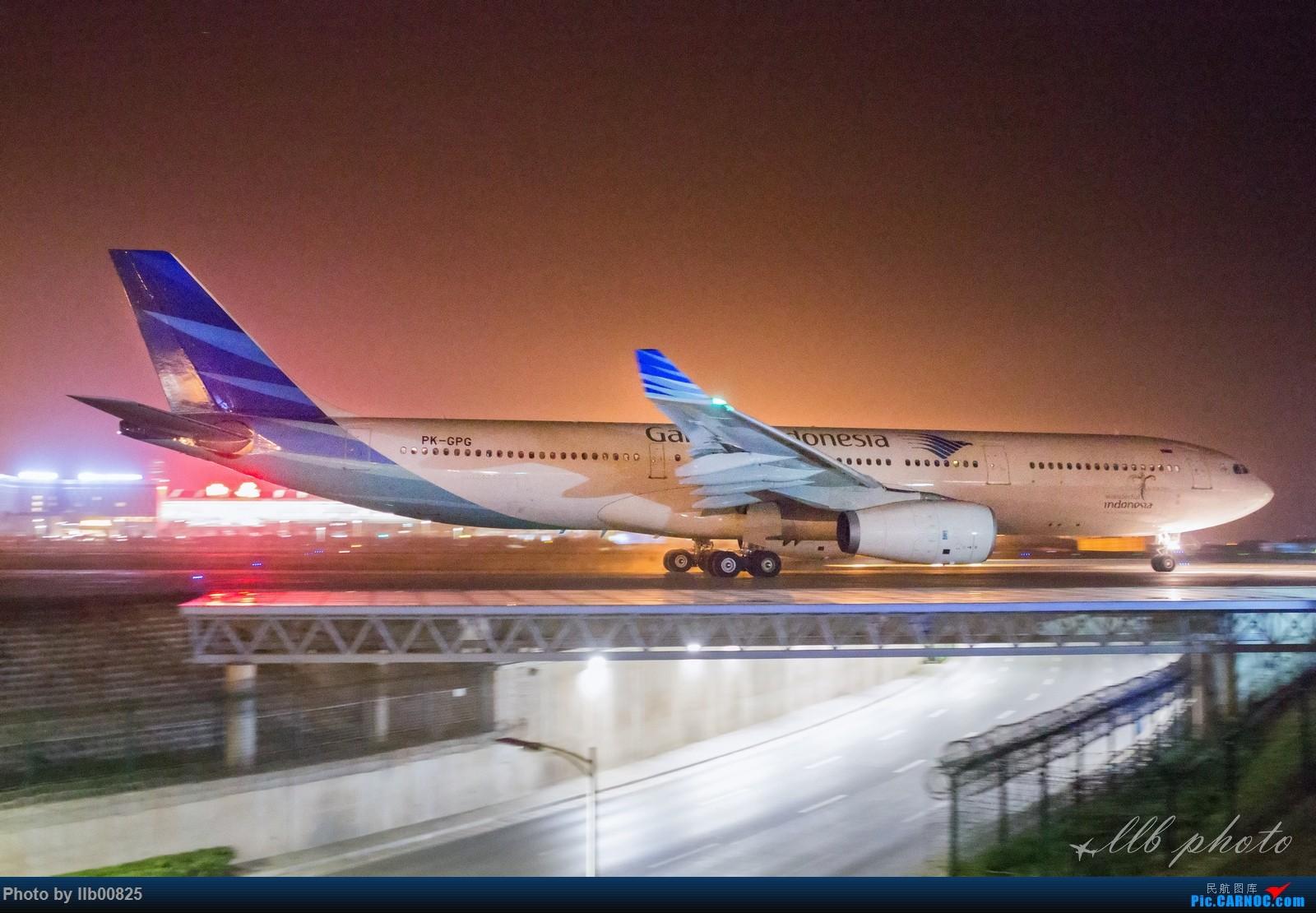 Re:[原创]XIY——两万感光度下的夜拍 AIRBUS A330-300 PK-GPG 中国西安咸阳国际机场