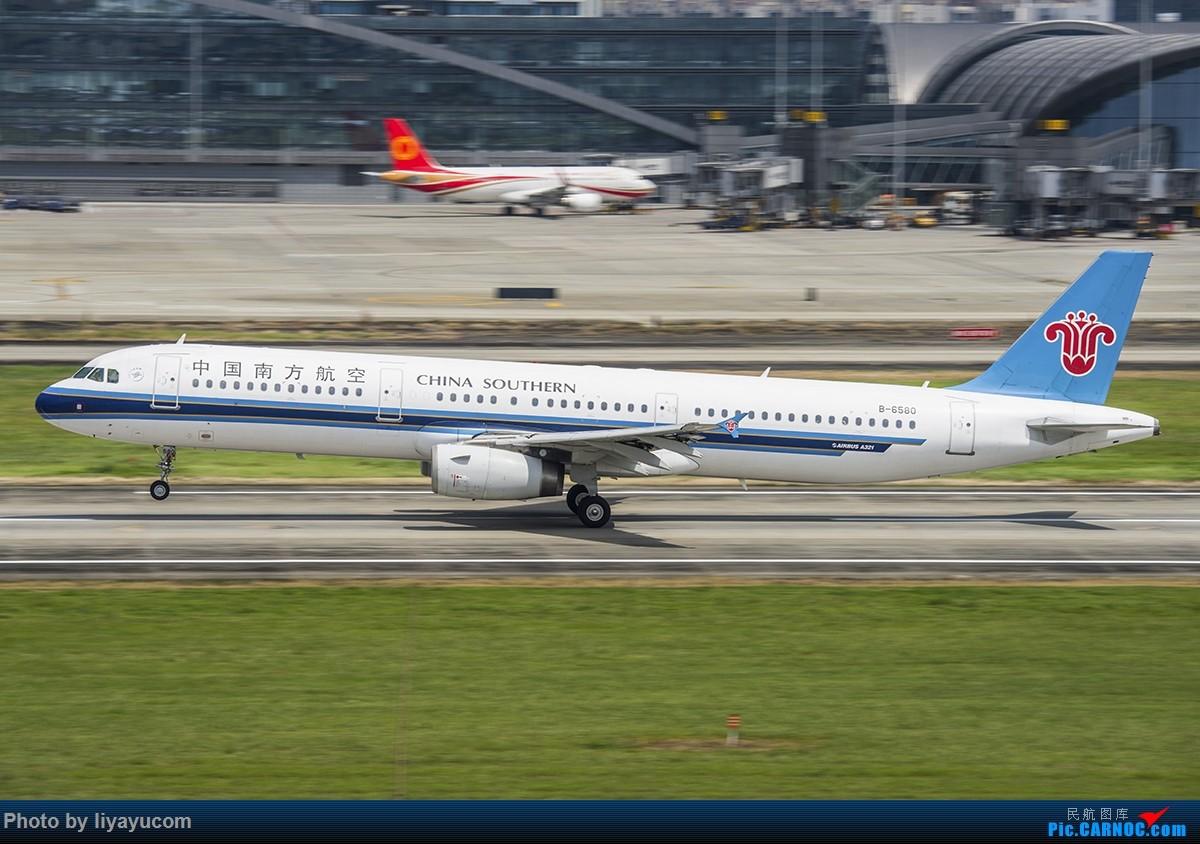 Re:[原创]近日CTU! AIRBUS A321-200 B-6580 中国成都双流国际机场
