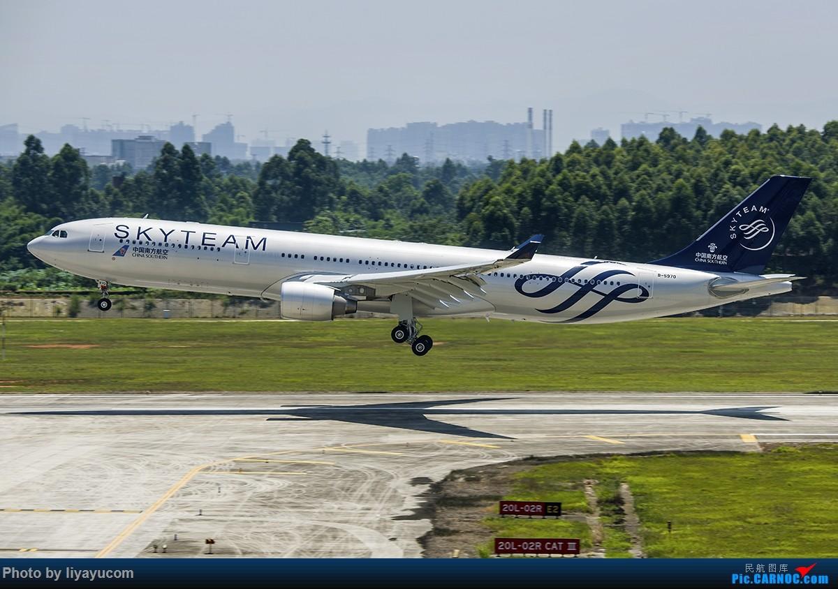 Re:[原创]近日CTU! AIRBUS A330-300 B-5970 中国成都双流国际机场