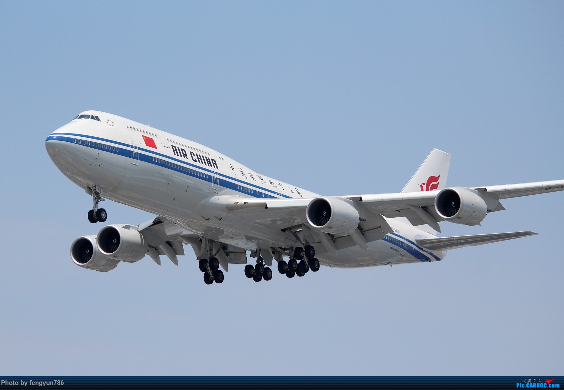 Re:[原创]7.19的SHA,天晴温高,发几个跟前一天不一样的。 BOEING 747-8I B-2480 中国上海虹桥国际机场
