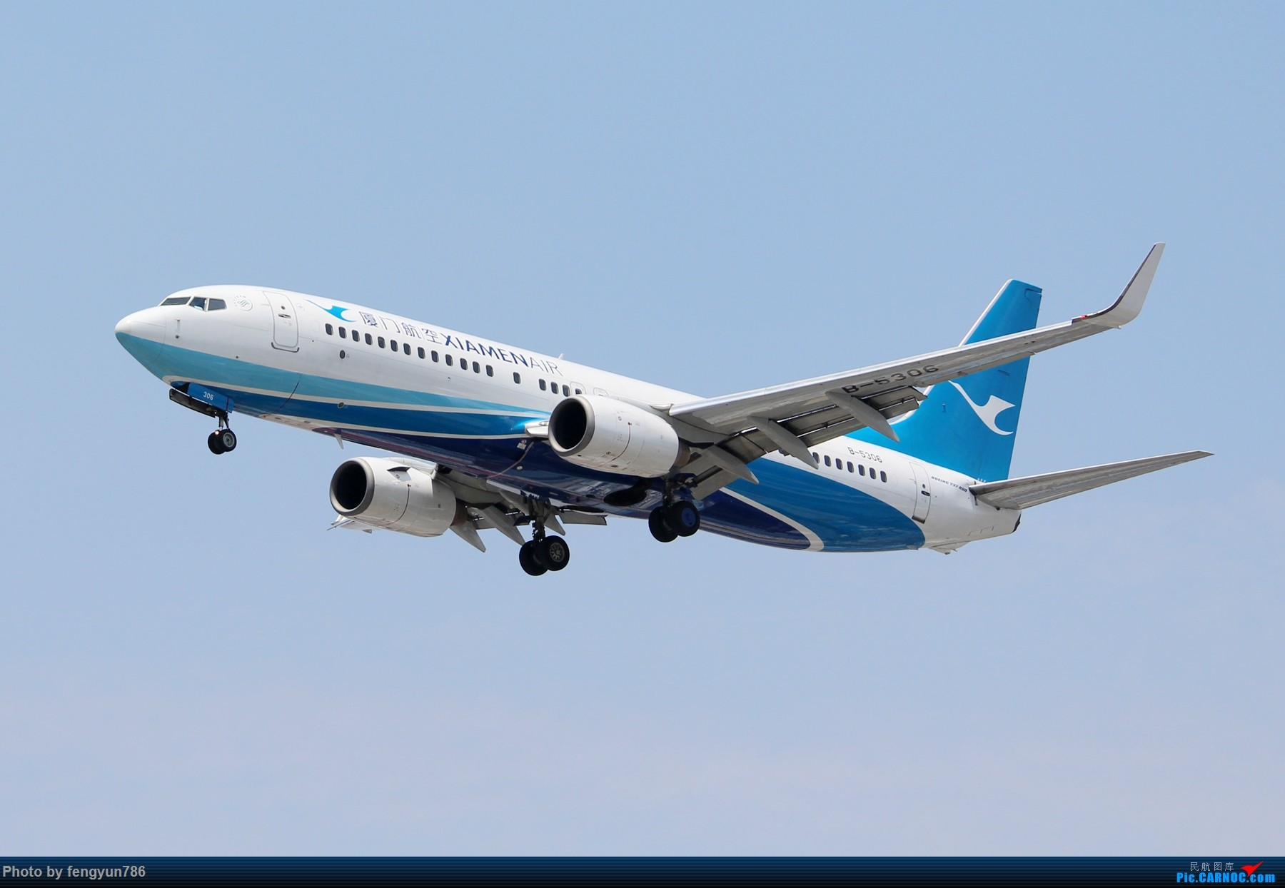 Re:[原创]7.19的SHA,天晴温高,发几个跟前一天不一样的。 BOEING 737-800 B-5306 中国上海虹桥国际机场