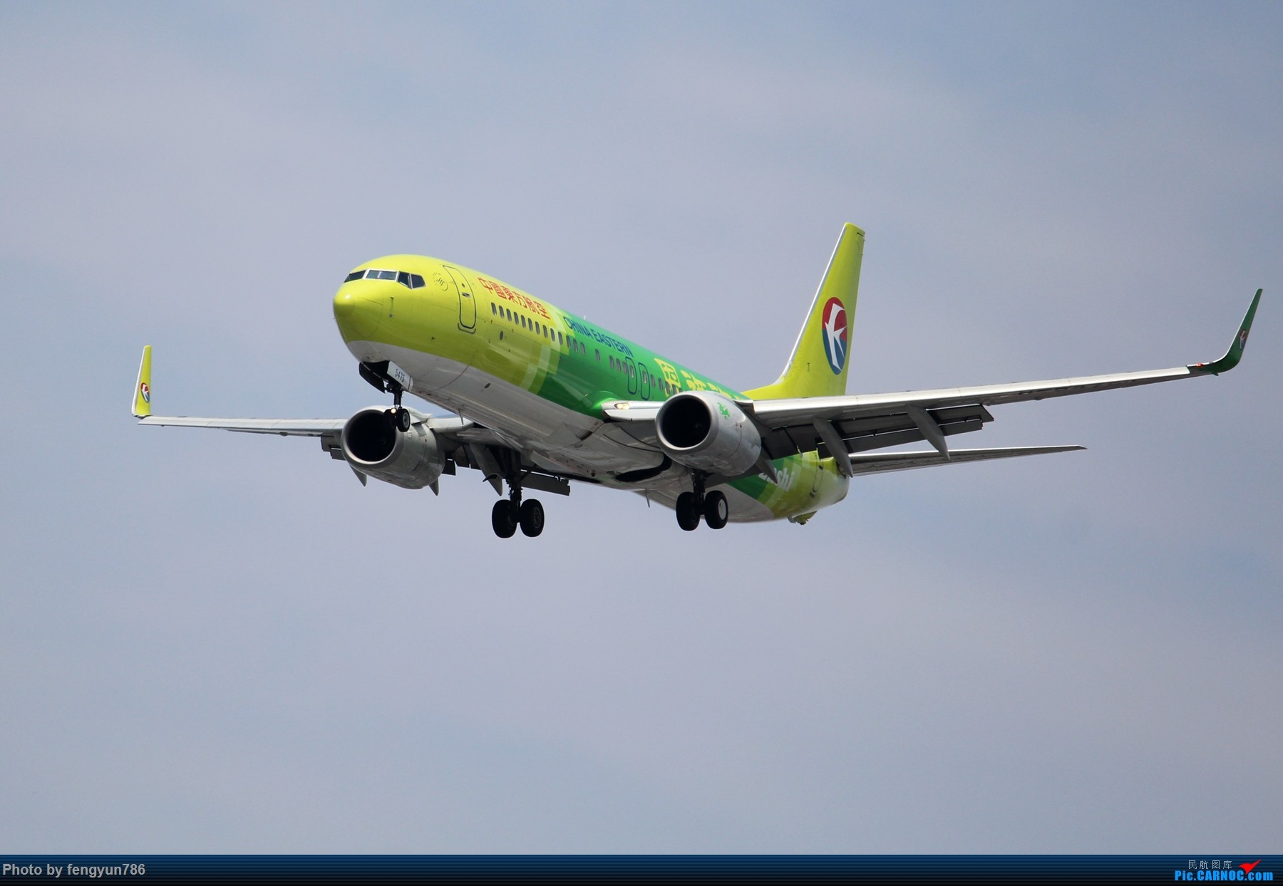 Re:[原创]7.19的SHA,天晴温高,发几个跟前一天不一样的。 BOEING 737-800 B-5475 中国上海虹桥国际机场