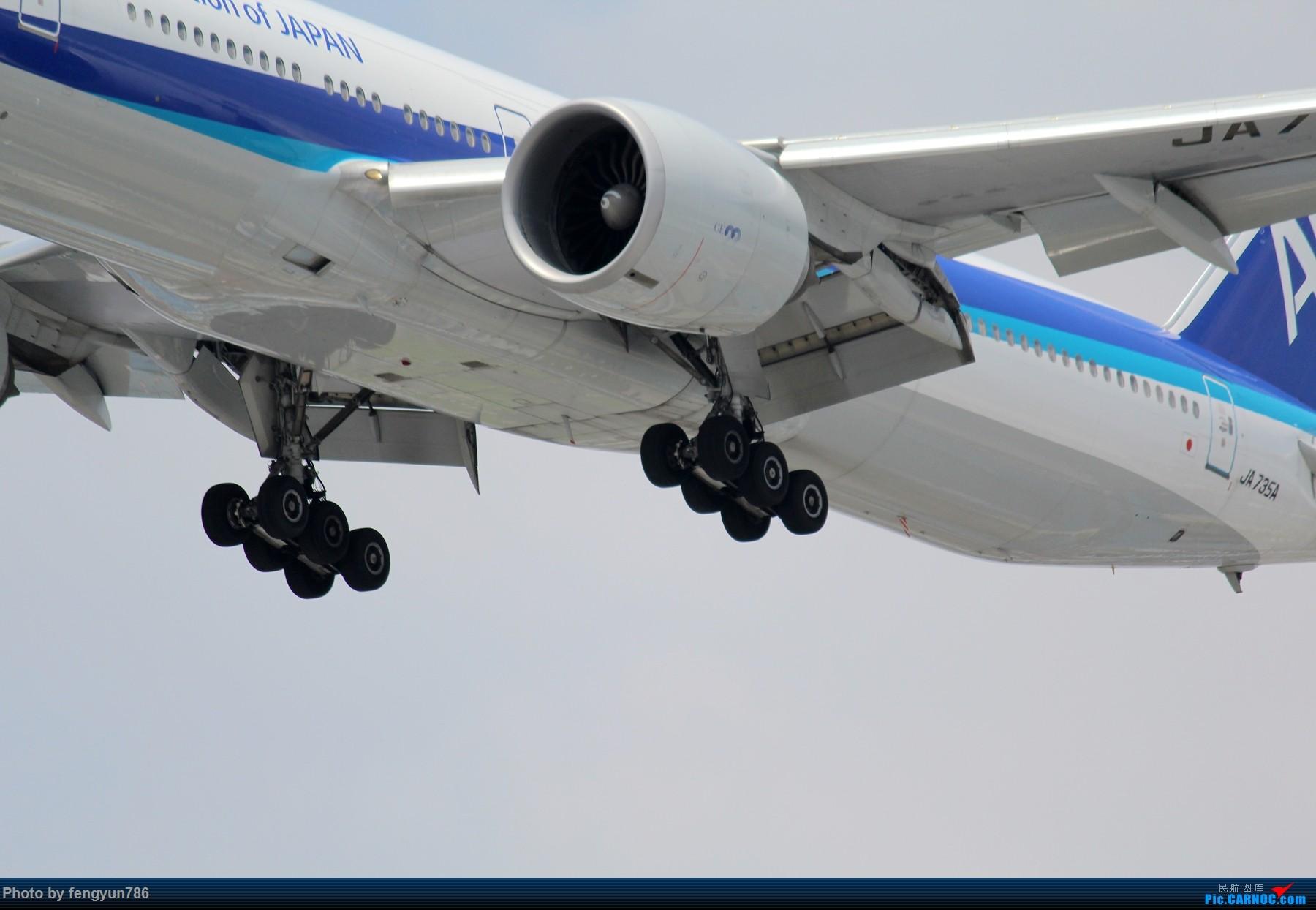 Re:[原创]7.19的SHA,天晴温高,发几个跟前一天不一样的。 BOEING 737-300 JA735A 中国上海虹桥国际机场