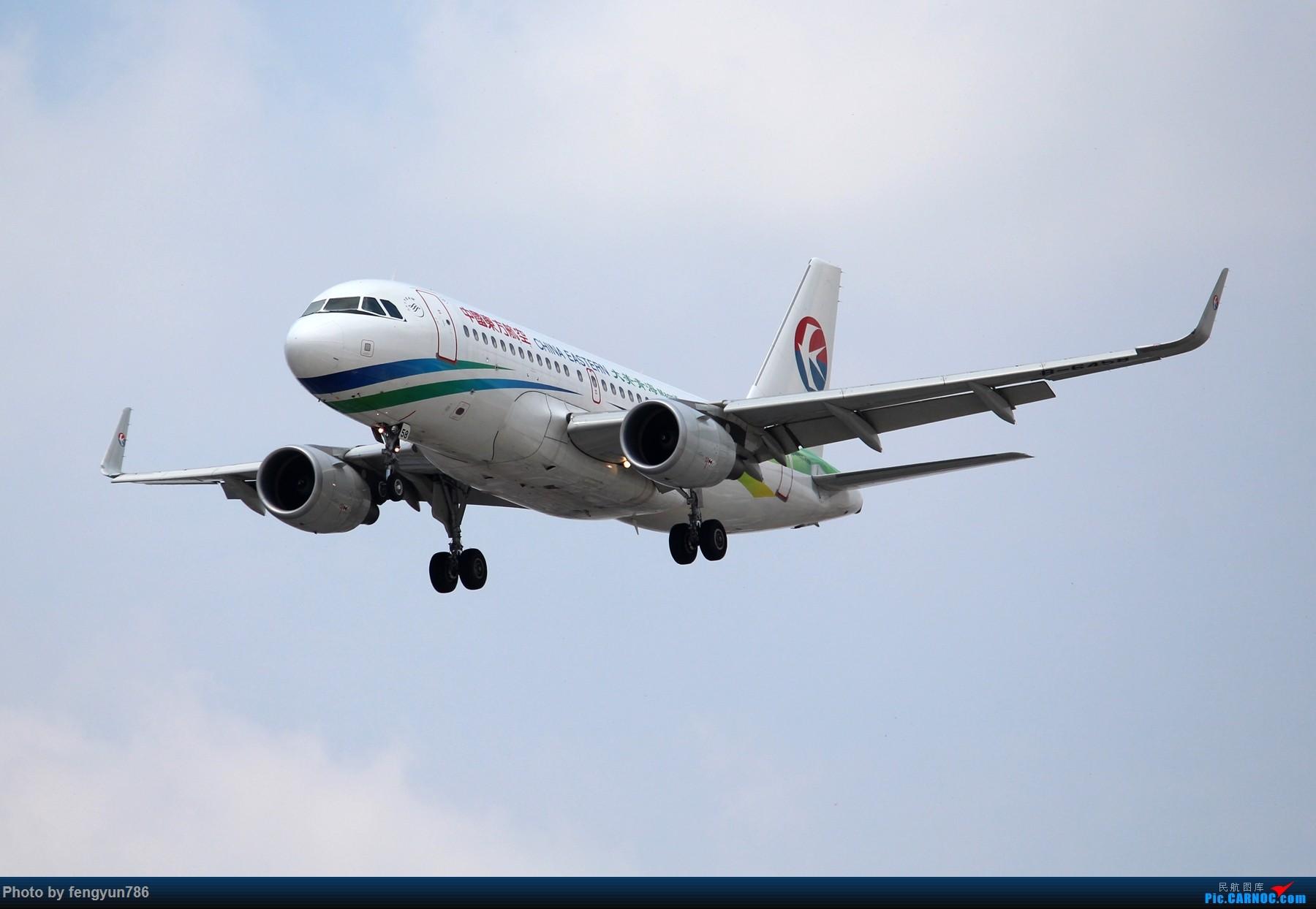 Re:[原创]7.19的SHA,天晴温高,发几个跟前一天不一样的。 AIRBUS A319-100 B-6458 中国上海虹桥国际机场