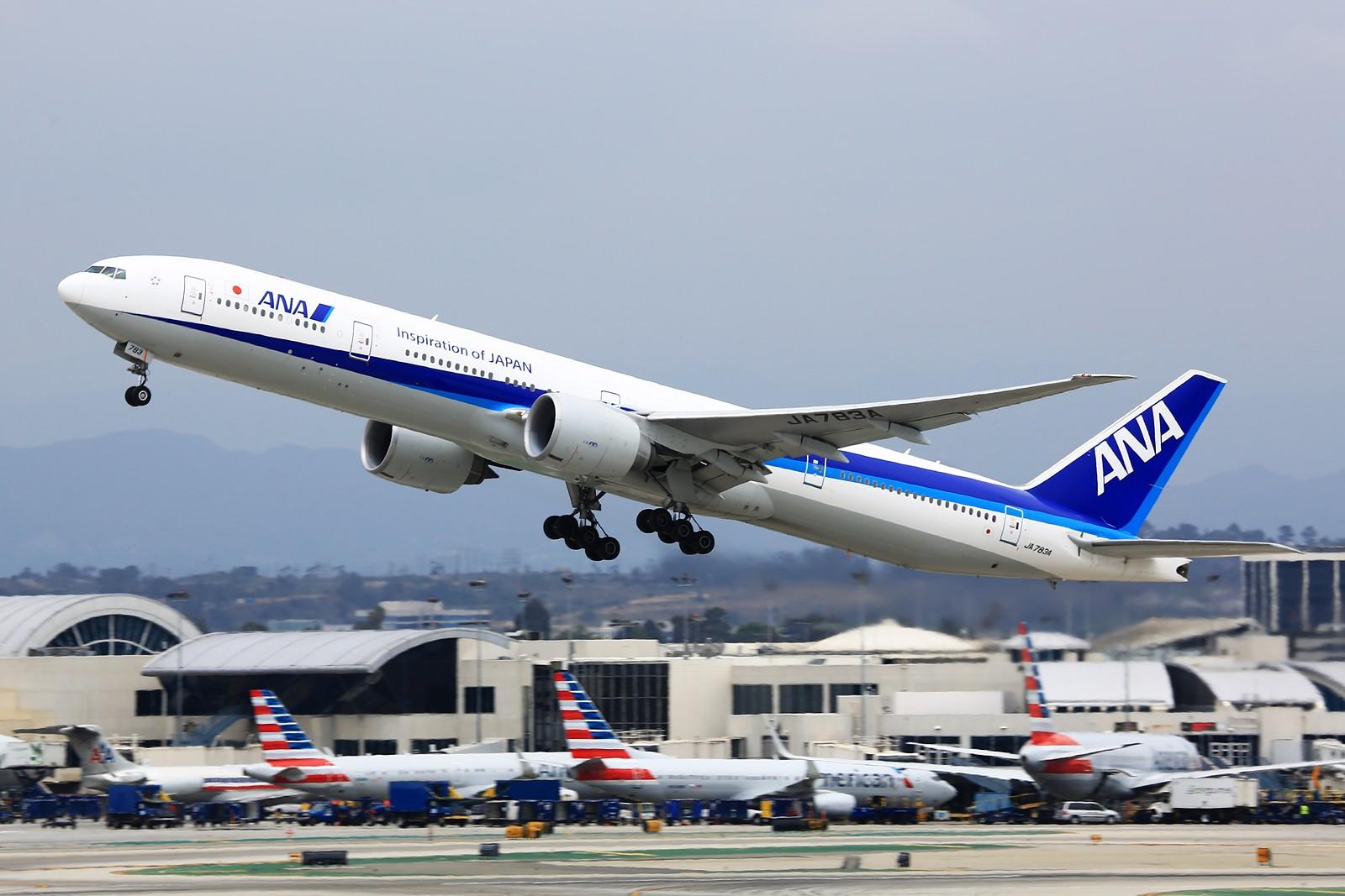 Re:[原创]【LAX】**********Imperial Hill小合集:重载拉起们的日常[1600*1067]********** BOEING 777-300ER JA783A 美国洛杉矶机场