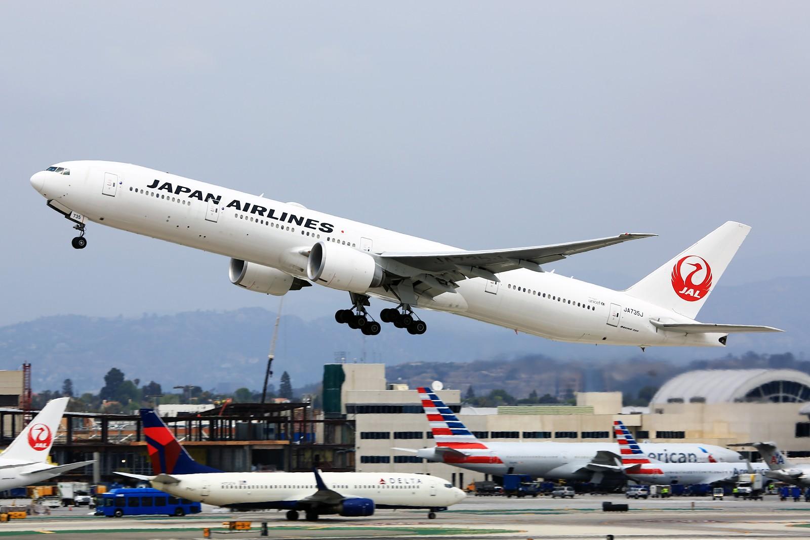 Re:[原创]【LAX】**********Imperial Hill小合集:重载拉起们的日常[1600*1067]********** BOEING 777-300ER JA735J 美国洛杉矶机场
