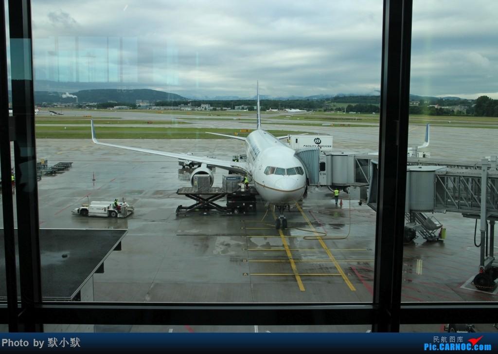 Re:[原创]【昆明飞友会】【中国航空爱好者联盟】暑假回家家【下】 BOEING 767-300  瑞士苏黎世机场