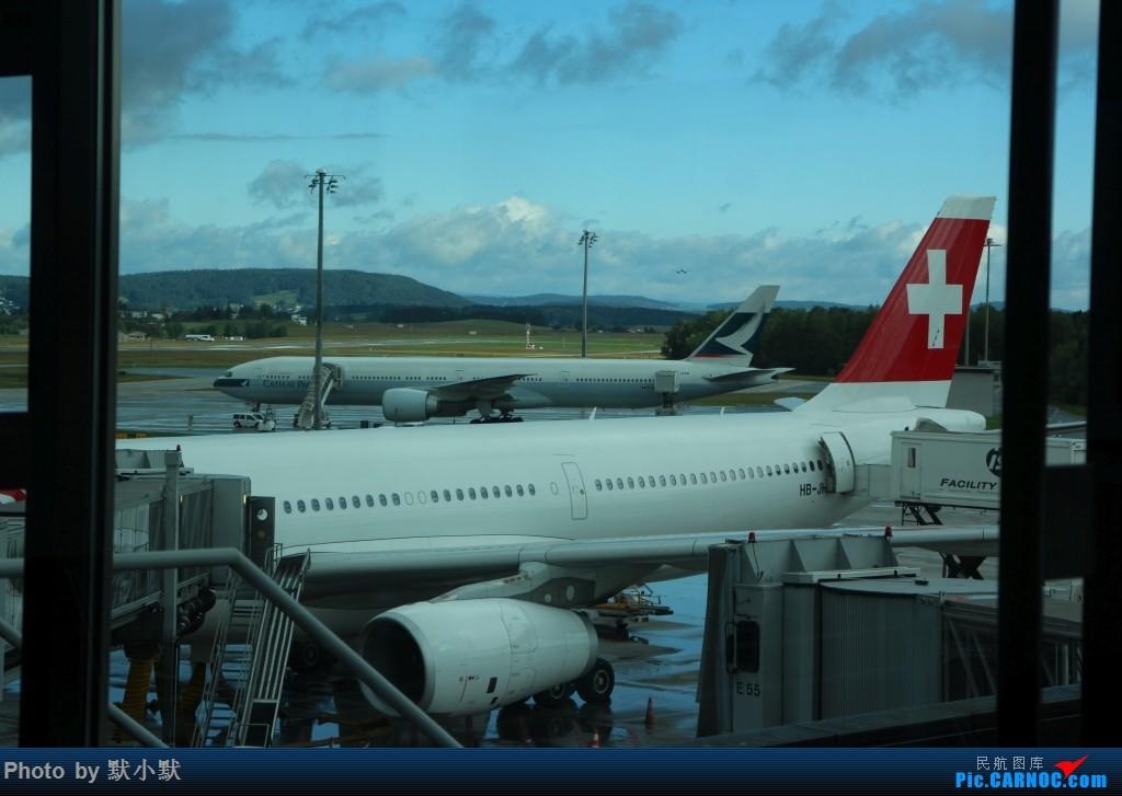 Re:[原创]【昆明飞友会】【中国航空爱好者联盟】暑假回家家【下】 BOEING 777-300  瑞士苏黎世机场