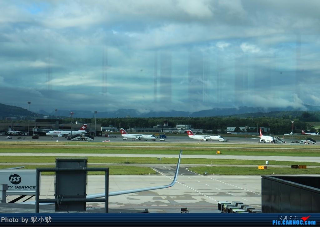 Re:[原创]【昆明飞友会】【中国航空爱好者联盟】暑假回家家【下】 AIRBUS A330-300  瑞士苏黎世机场