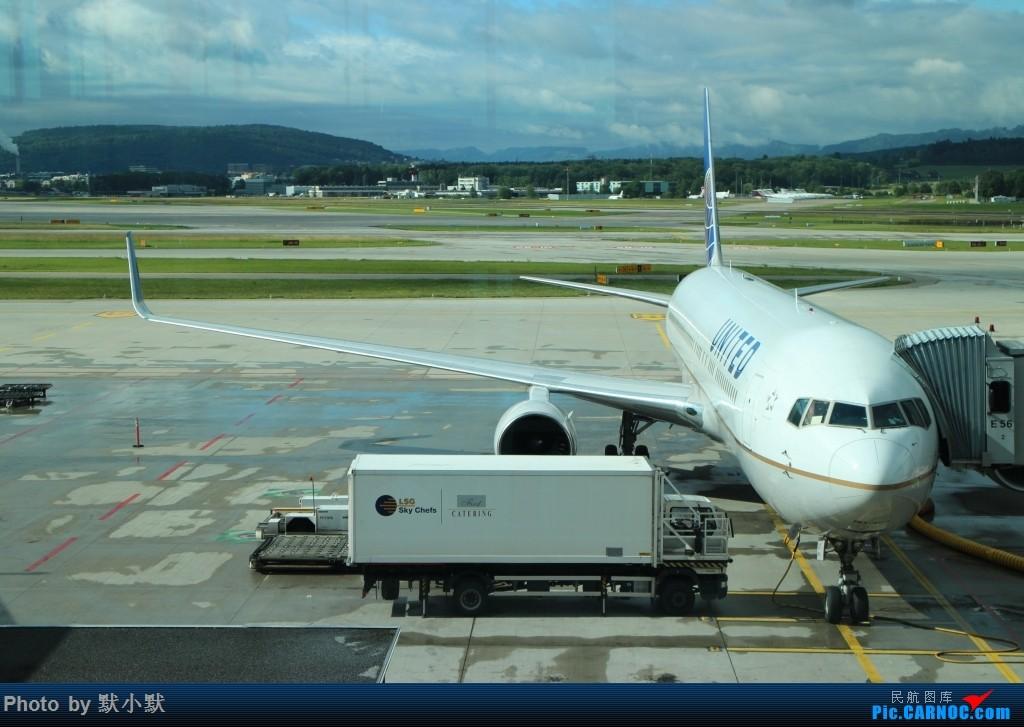 Re:[原创]【昆明飞友会】【中国航空爱好者联盟】暑假回家家【下】 BOEING 767-300 N669UA 瑞士苏黎世机场