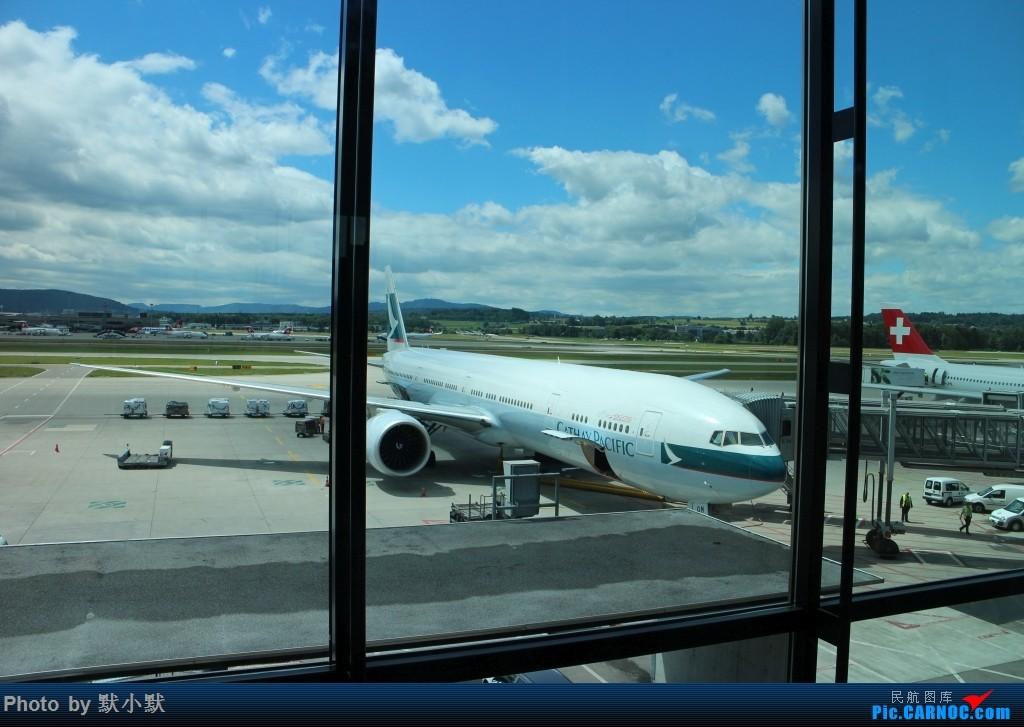 Re:[原创]【昆明飞友会】【中国航空爱好者联盟】暑假回家家【下】 BOEING 777-300 B-KQM 瑞士苏黎世机场