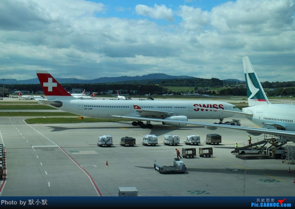 Re:[原创]【昆明飞友会】【中国航空爱好者联盟】暑假回家家【下】 AIRBUS A330-300 HB-JHM 瑞士苏黎世机场