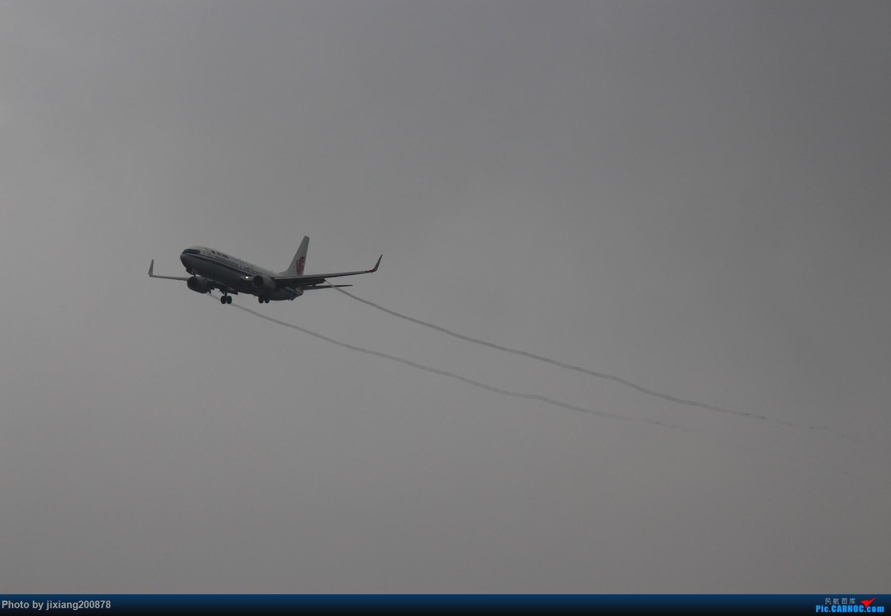 Re:[原创]7.28 PEK看拉烟儿 BOEING 737-800 B-1909 中国北京首都国际机场