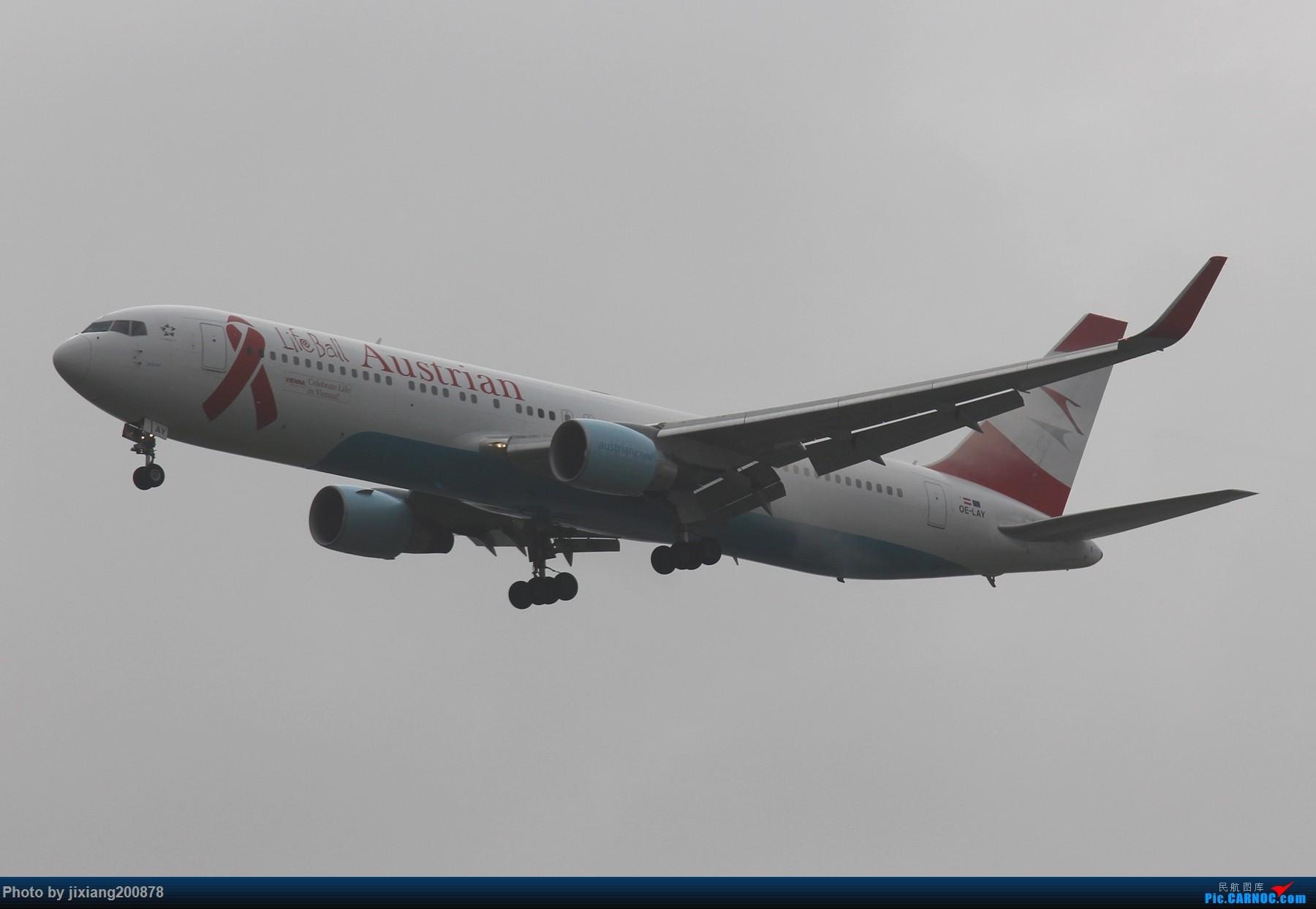 Re:[原创]7.28 PEK看拉烟儿 BOEING 767-300ER  中国北京首都国际机场
