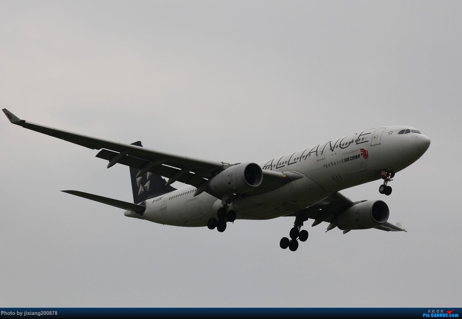 Re:[原创]7.28 PEK看拉烟儿 AIRBUS A330-200 B-6091 中国北京首都国际机场