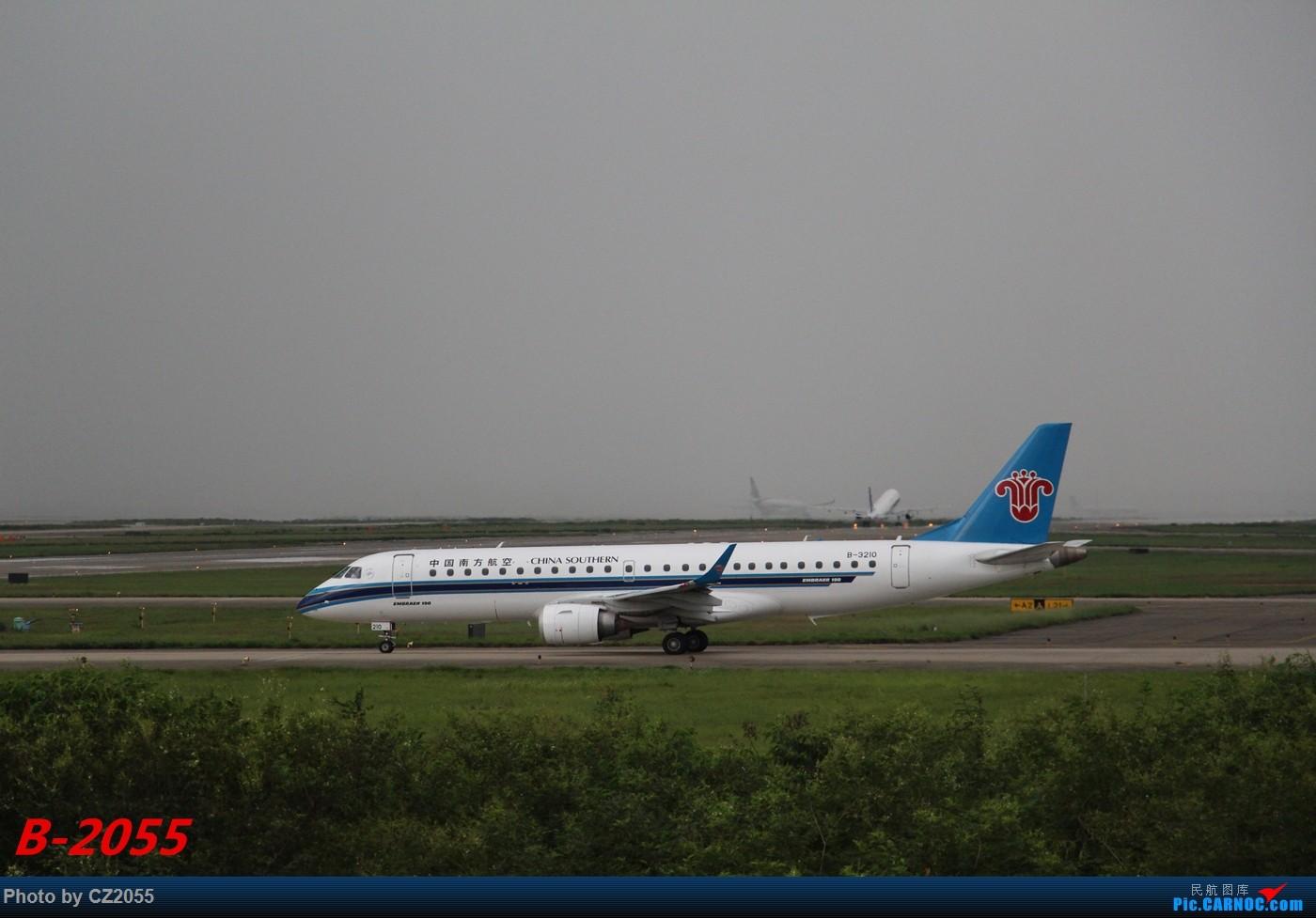 Re:[原创]【广东青少年拍机小队】【C-Z-2055】灰常灰常倒霉的一次拍机! EMBRAER E-190 B-3210 中国广州白云国际机场