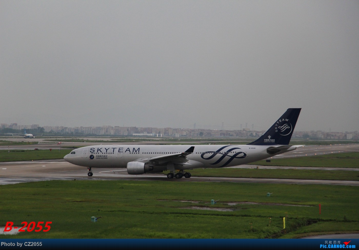 Re:[原创]【广东青少年拍机小队】【C-Z-2055】灰常灰常倒霉的一次拍机! AIRBUS A330-200 B-6528 中国广州白云国际机场