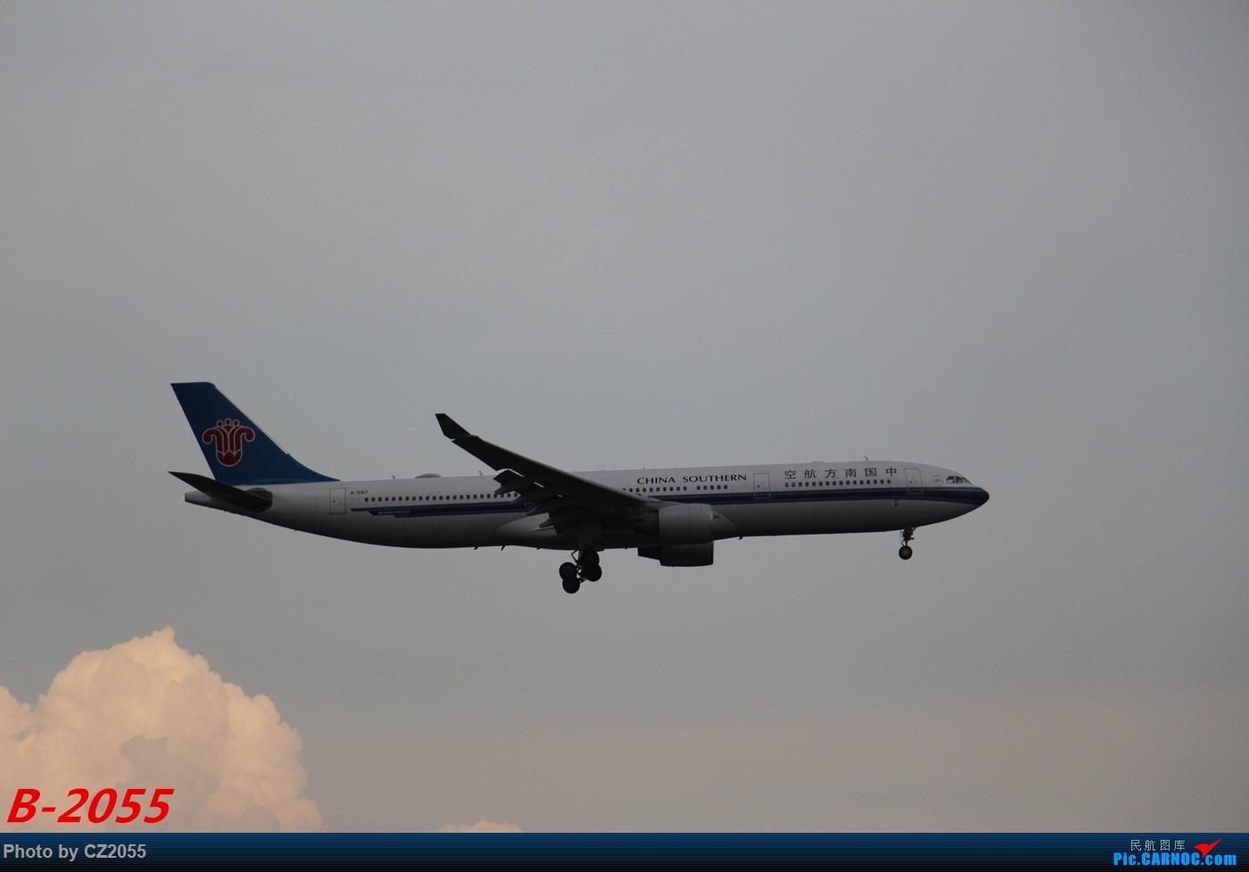 Re:[原创]【广东青少年拍机小队】【C-Z-2055】灰常灰常倒霉的一次拍机! AIRBUS A330-300 B-5917 中国广州白云国际机场
