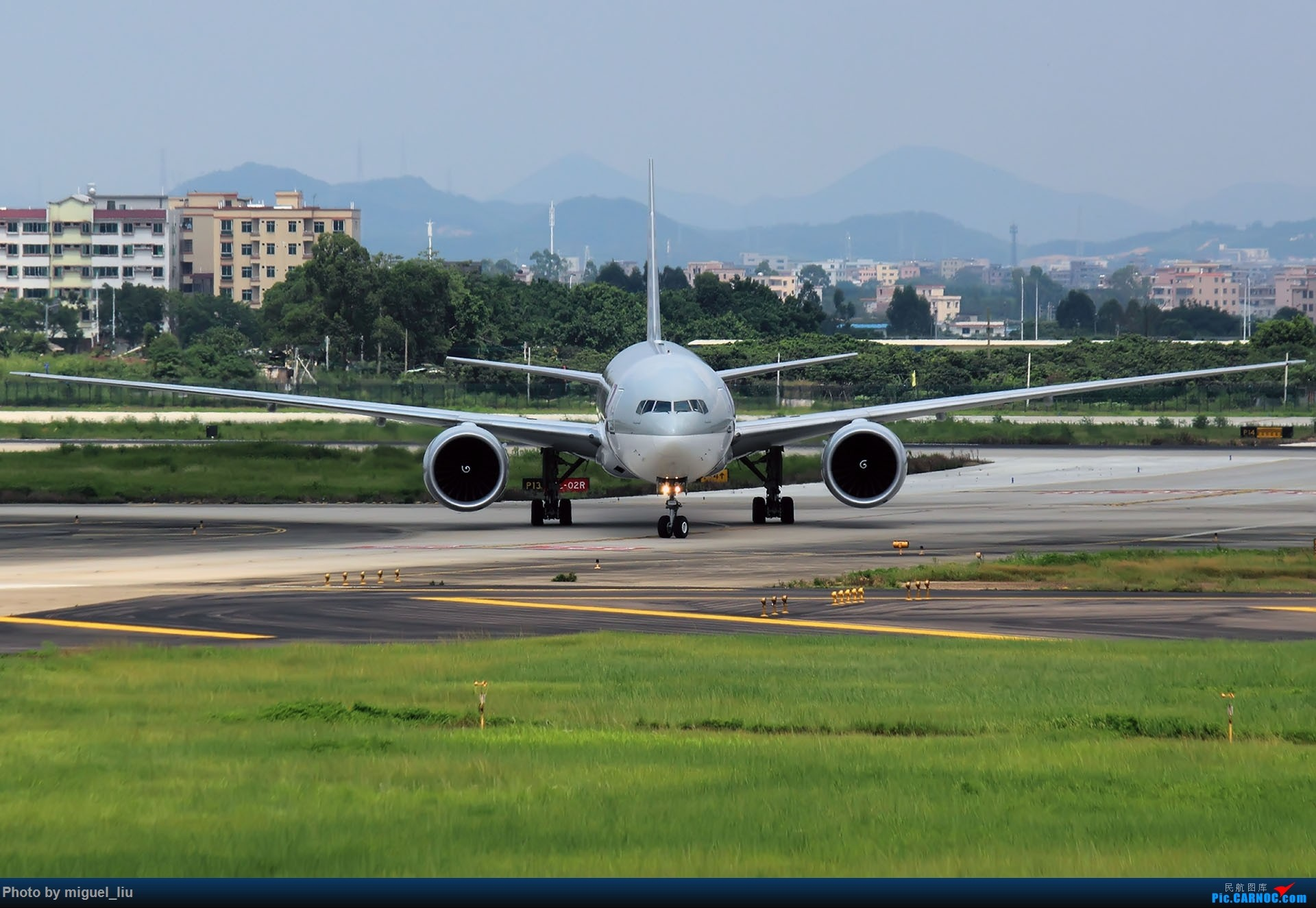 Re:[原创][*********Miguel_liu********]7月28日例行打卡 BOEING 777-300ER A7-BAL 中国广州白云国际机场