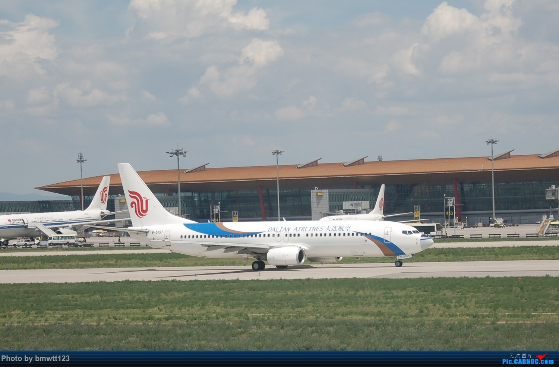 [原创]【PEK首都】大连,你用了谁的鼻子? BOEING 737-800 B-5197 中国北京首都国际机场